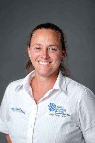 Amanda Collins, primary school tutor at Global Education Academy Kogarah
